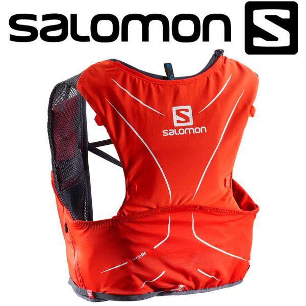 サロモン ADV SKIN 5 SET ランニング バッグパック メンズ L40139400
