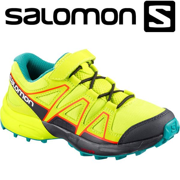 Salomon SPEEDCROSS BUNGEE K trail running shoes youth L40160600