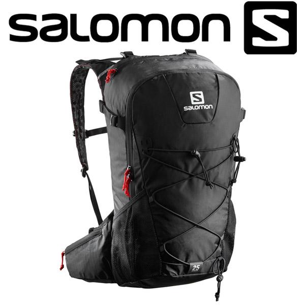 サロモン EVASION 25 ハイキング バッグパック メンズ L40162700