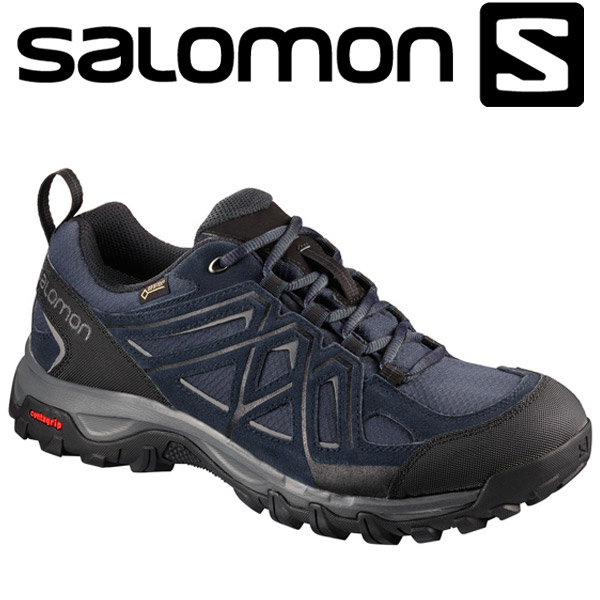 サロモン EVASION 2 GORE-TEX ハイキング&マルチファンクション シューズ メンズ L40163100
