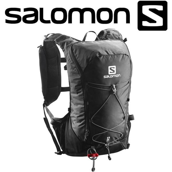 3b71105d3f05 サロモン AGILE 12 SET ランニング バックパック L401633-バックパック・リュック