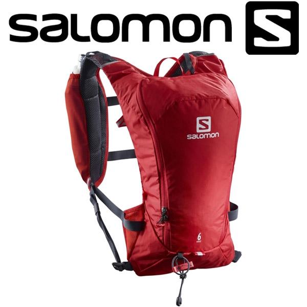 サロモン AGILE 6 SET ランニング バックパック L401647