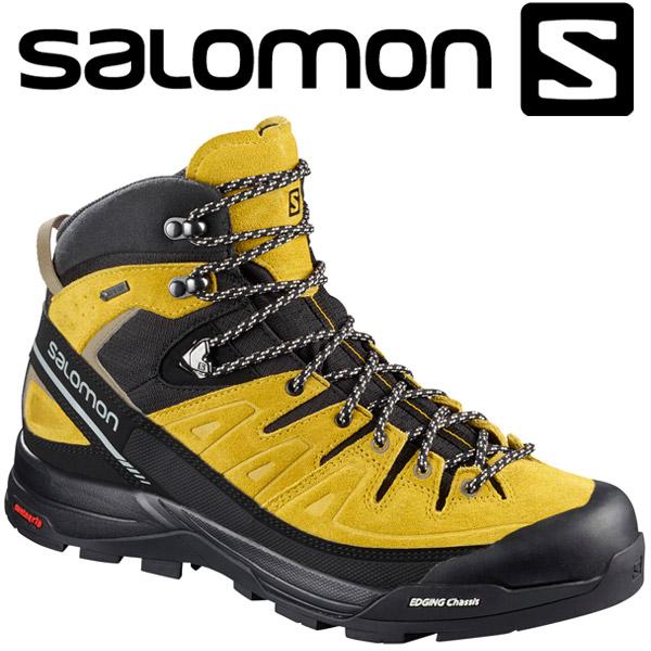 A pair of as new Salomon X Alp MTN GTX   Lot 579A   No