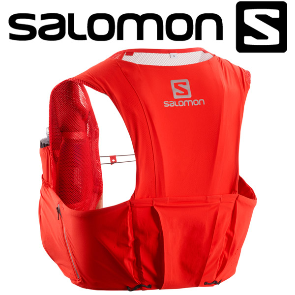 サロモン S/LAB SENSE ULTRA 8 SET ランニング バッグパック メンズ L40169900