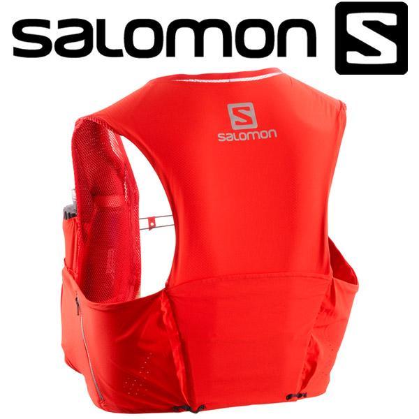 サロモン S/LAB SENSE ULTRA 5 SET ランニング バッグパック メンズ L40170000