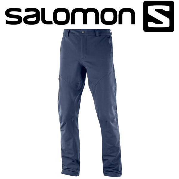 サロモン WAYFARER UTILITY PANT M ハイキング&マウンテニアリング パンツ メンズ L40171000