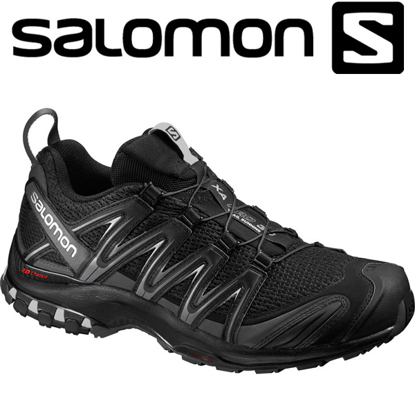 Salomon XA PRO 3D WIDE trail running shoes men L40237200