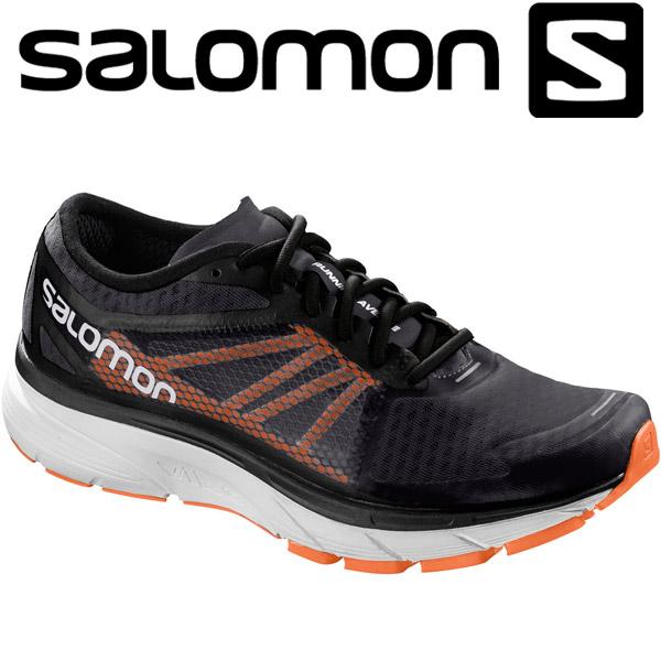 サロモン SONIC RA ランニングシューズ メンズ L40241900