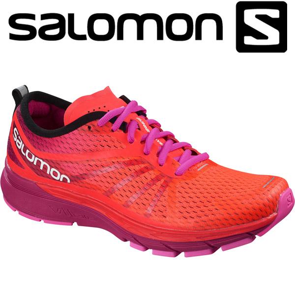 サロモン SONIC RA PRO W ランニングシューズ レディース L40242800