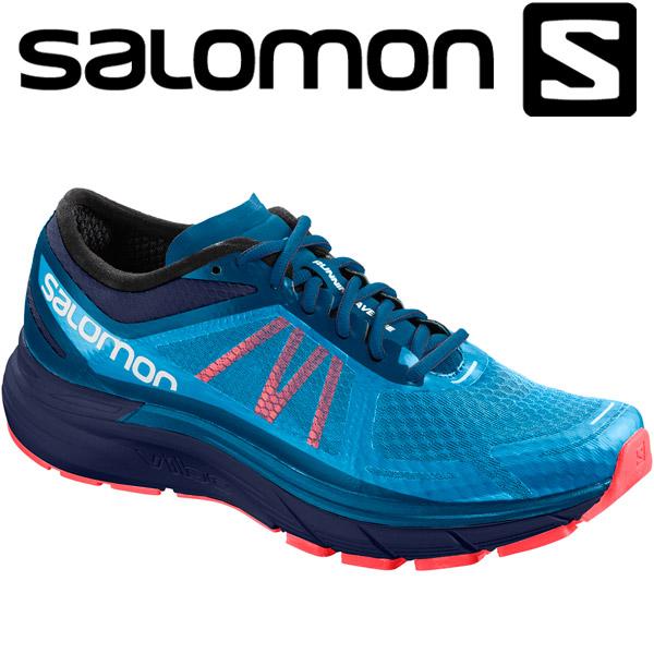 サロモン SONIC RA MAX ランニングシューズ メンズ L40243000