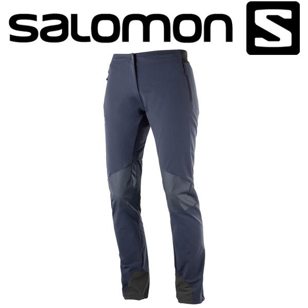 サロモン WAYFARER MOUNTAIN PANT W ハイキング&マウンテニアリング パンツ レディース L40243800