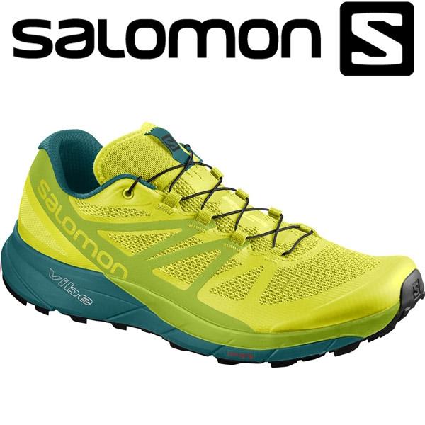 13851b74a Salomon SENSE RIDE trail running shoes men L402501