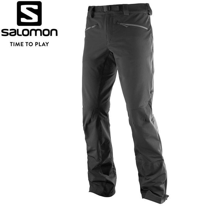 サロモン RANGER MOUNTAIN PANT M ロングパンツ メンズ L39730700