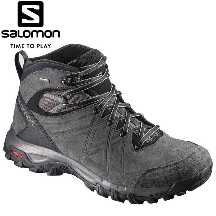 サロモン EVASION 2 MID LTR GORE-TEX トレッキングシューズ メンズ L39871400