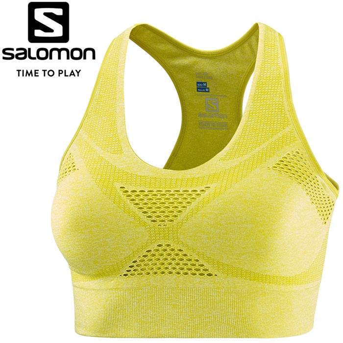 6b1b37c62e23a FZONE  Salomon MEDIUM IMPACT BRA sports bra Lady s L40302000 ...