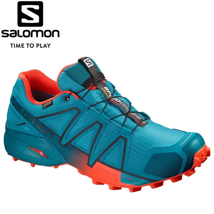 78d65f84 Salomon SPEEDCROSS 4 GORE-TEX trail running shoes men L40466500