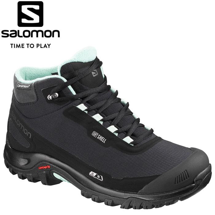 bd14350d59ee FZONE  Salomon SHELTER CSWP W winter snowshoes Lady s L40473100 ...
