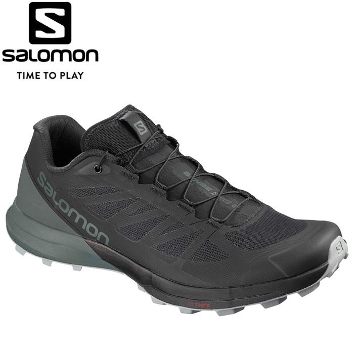 サロモン SENSE PRO 3 ランニングシューズ メンズ L40475800