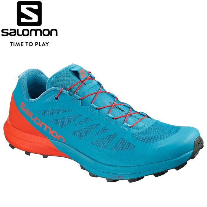 サロモン SENSE PRO 3 ランニングシューズ メンズ L40476000