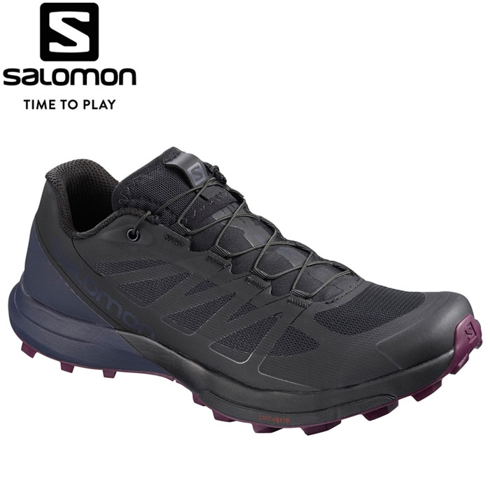 サロモン SENSE PRO 3 W ランニングシューズ レディース L40476100