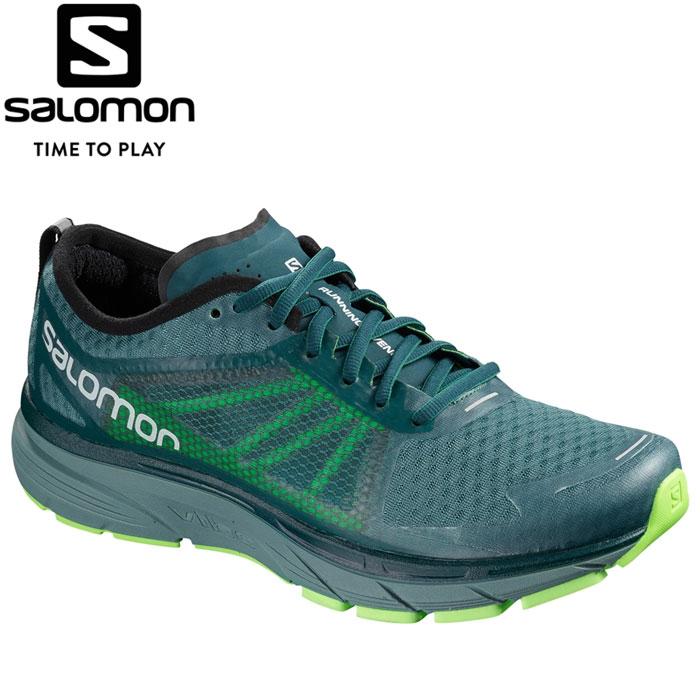 サロモン SONIC RA ランニングシューズ メンズ L40476500