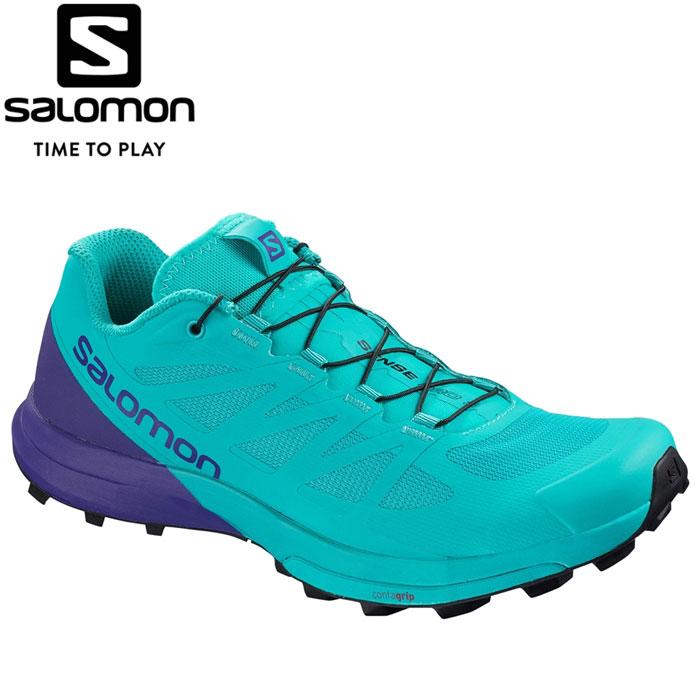 サロモン SENSE PRO 3 W ランニングシューズ レディース L40476700