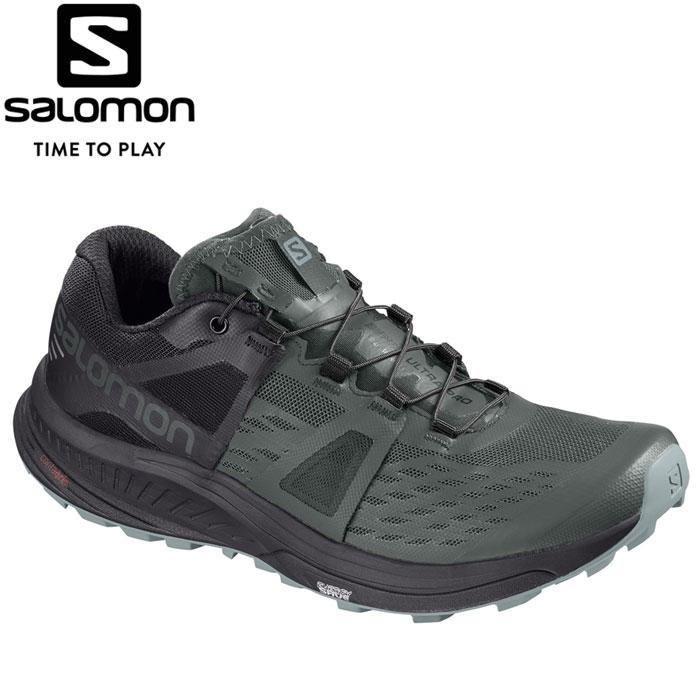 サロモン ULTRA PRO ランニングシューズ メンズ L40476800