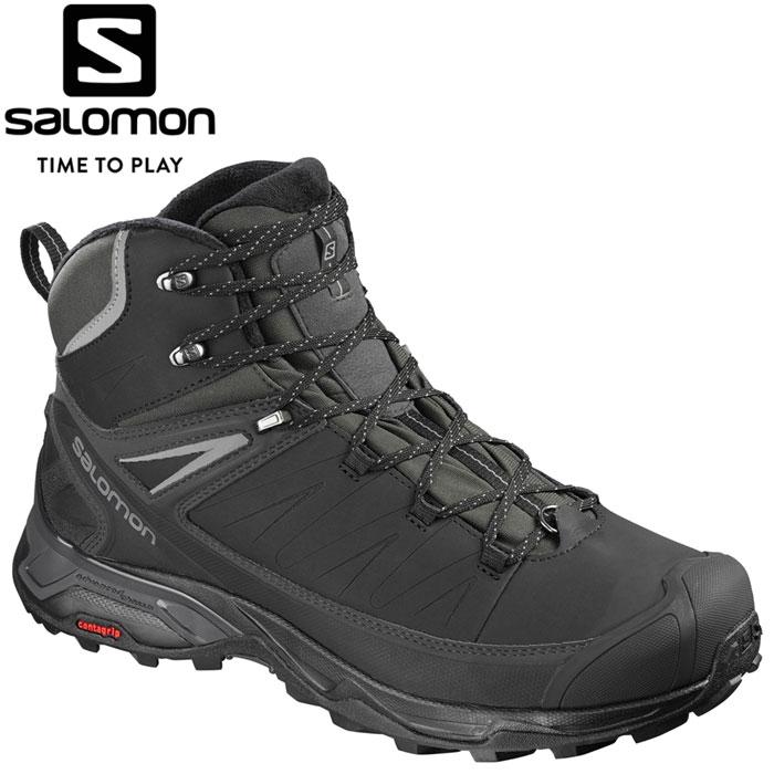サロモン X ULTRA MID WINTER CSWP ウィンター スノー シューズ メンズ L40479500