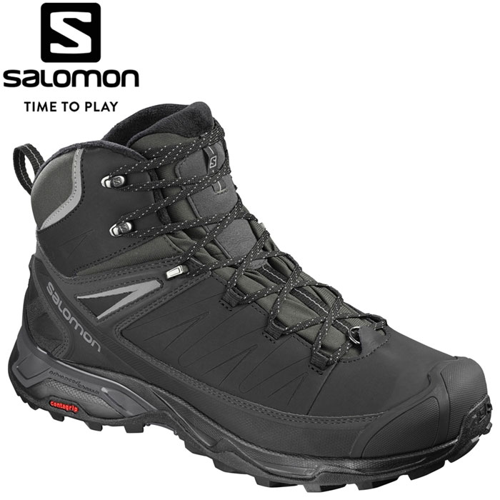 FZONE  Salomon X ULTRA MID WINTER CSWP winter snowshoes men ... 611508cca7f