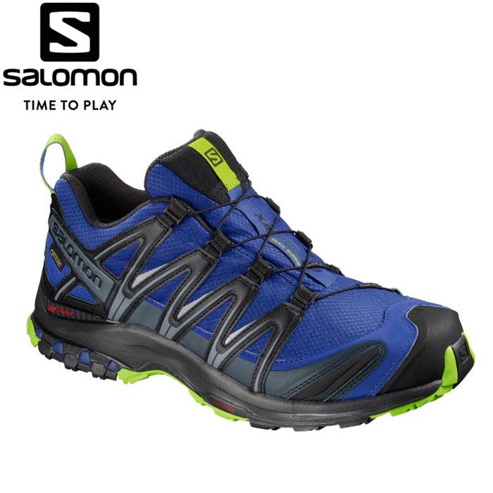 サロモン XA PRO 3D GORE-TEX トレイルランニングシューズ メンズ L40472100