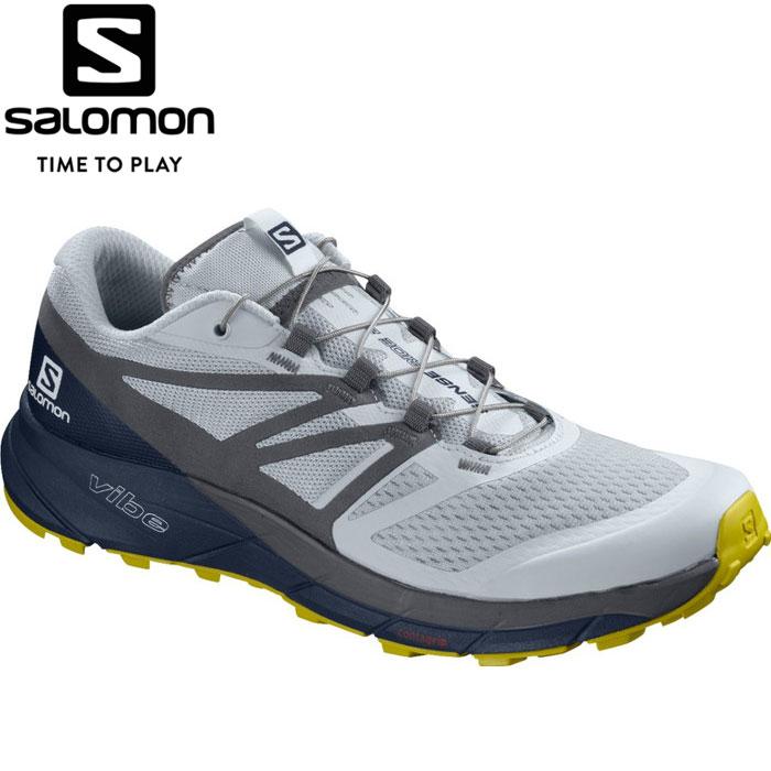 サロモン SENSE RIDE 2 トレイルランニングシューズ メンズ L40674000