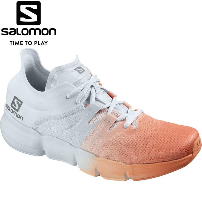 サロモン PREDICT RA W ランニングシューズ レディース L40687900