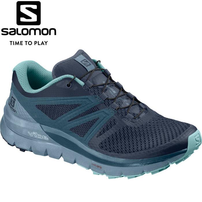 サロモン SENSE MAX 2 W トレイルランニングシューズ レディース L40745200
