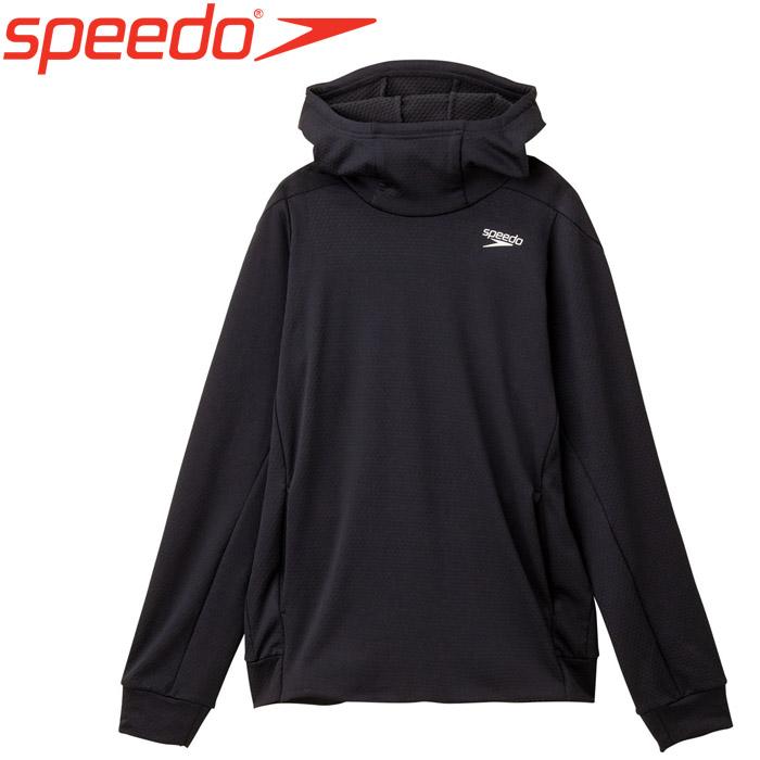 スピード 水泳 サーキュラーストレッチフーディー SA21961-K