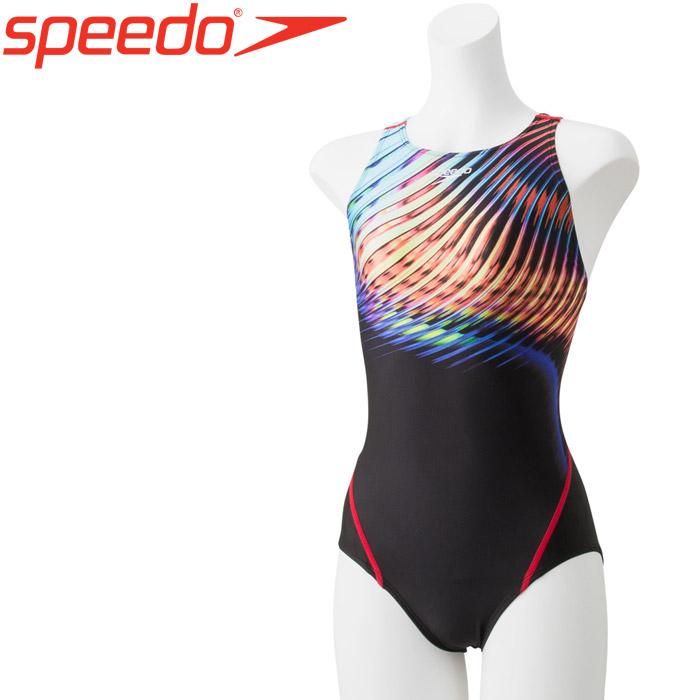 スピード 水泳 フレックスシグマウィメンズコンフォカットスーツII 競泳 水着 レディース SCW01952F-MT 《返品不可》