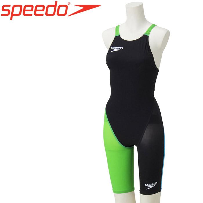 スピード 水泳 FASTSKIN FS-PRO ニースキン 競泳 水着 レディース SD48H06-KG 《返品不可》