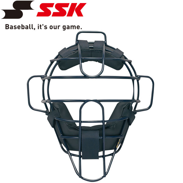 エスエスケイ SSK 野球 硬式用チタンマスク CKM1800S-70