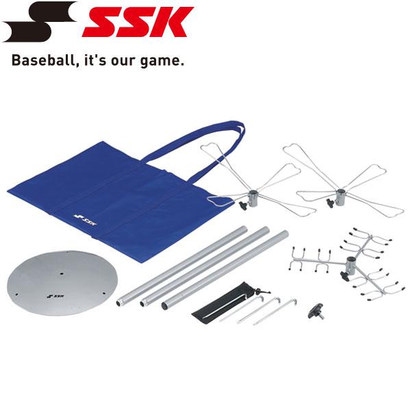 エスエスケイ SSK 野球 ヘルメット掛付バットスタンド SGRA70