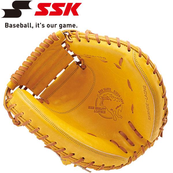 エスエスケイ SSK 硬式特選ミット捕手用 ミット SPM120-3747
