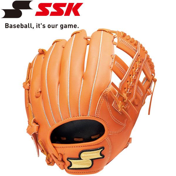 エスエスケイ SSK 野球 軟式スーパーソフトオールラウンド用 グラブ SSG850-35