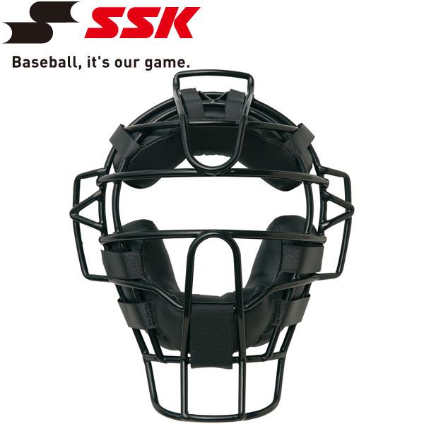 エスエスケイ SSK 野球 硬式審判用マスク UPKM110S