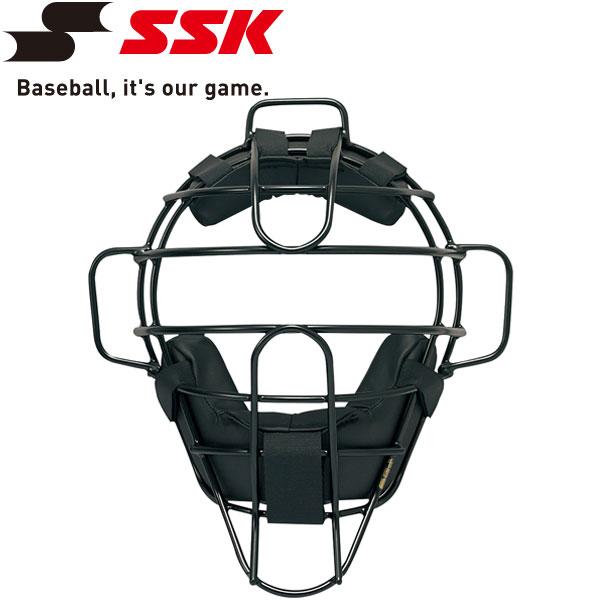 エスエスケイ SSK 野球 硬式用審判用チタンマスク UPKM710S-90