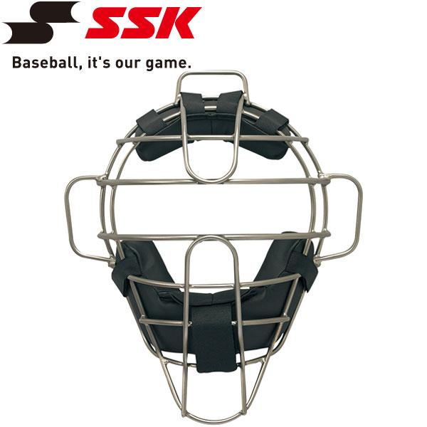 エスエスケイ SSK 野球 硬式用審判用チタンマスク UPKM710S-95 【地域限定送料無料】
