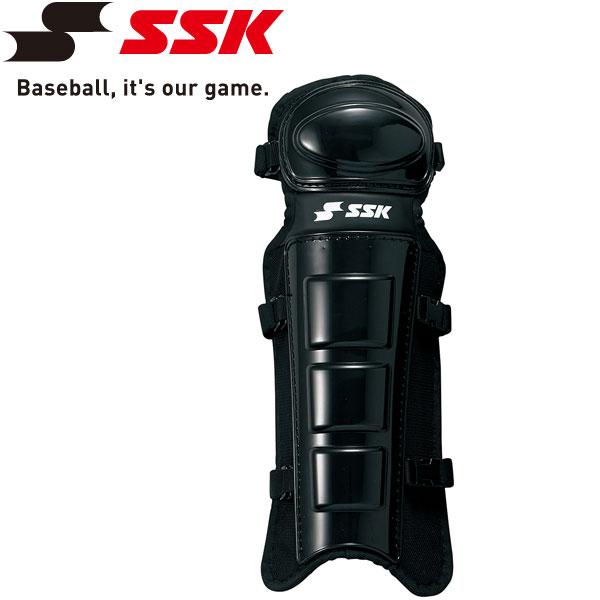 エスエスケイ SSK 野球 審判用レガース 硬式・軟式・ソフトボール兼用 UPL400