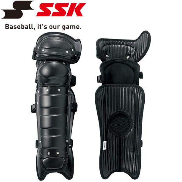 エスエスケイ SSK 野球 審判用レガース 硬式・軟式・ソフトボール兼用 UPL700