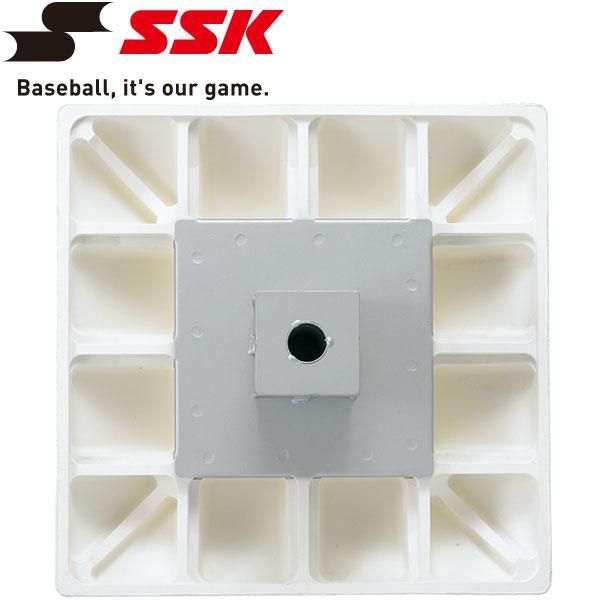 エスエスケイ SSK 野球 塁ベース1枚 YM200BR