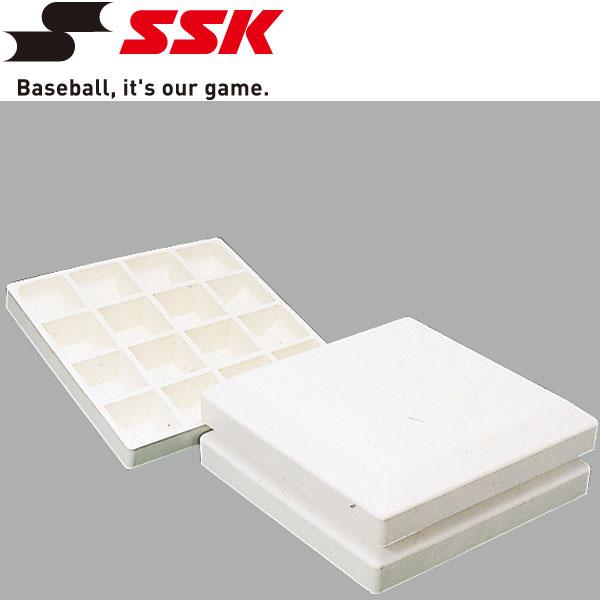エスエスケイ SSK 野球 硬式・軟式・ソフトボール用塁ベース YM40
