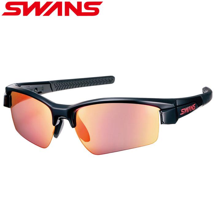 スワンズ ライオン シン ミラー 限定モデル サングラス LISIN1701-BK
