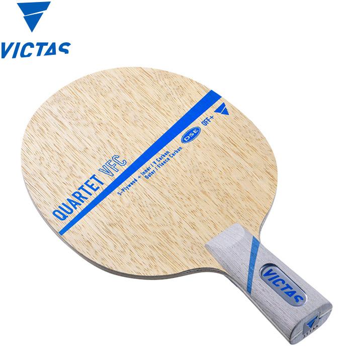 ヴィクタス ペンホルダーラケット QUARTET VFC CHN 卓球ラケット 028403