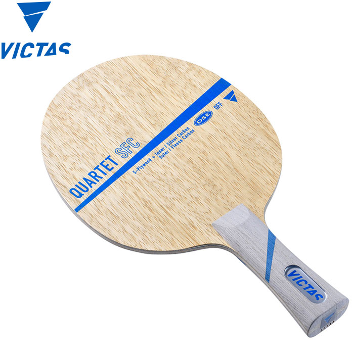ヴィクタス カルテット SFC FL 卓球ラケット 28704